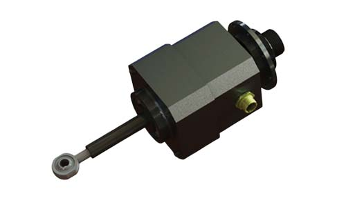 Thrust Vector Control Actuator